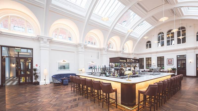 The Captain's Diary: Two months on board of Titanic Hotel Belfast