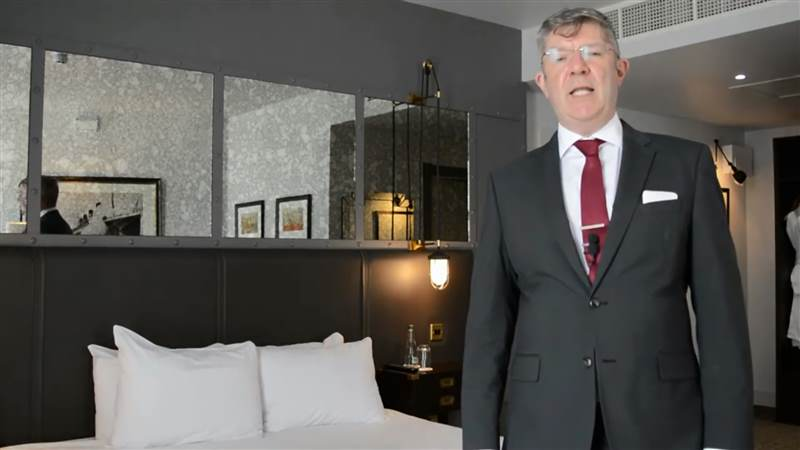 What's Changed at Titanic Hotel Belfast after Covid-19? General Manager Adrian McNally Explains
