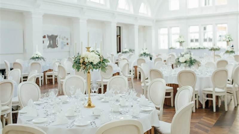 Titanic Hotel Belfast Wedding Show
