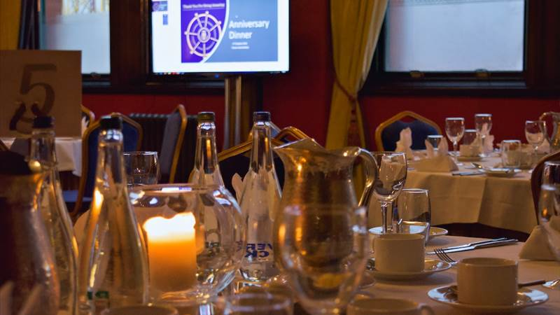 Titanic Hotel Belfast holds First Anniversary Dinner for their employees