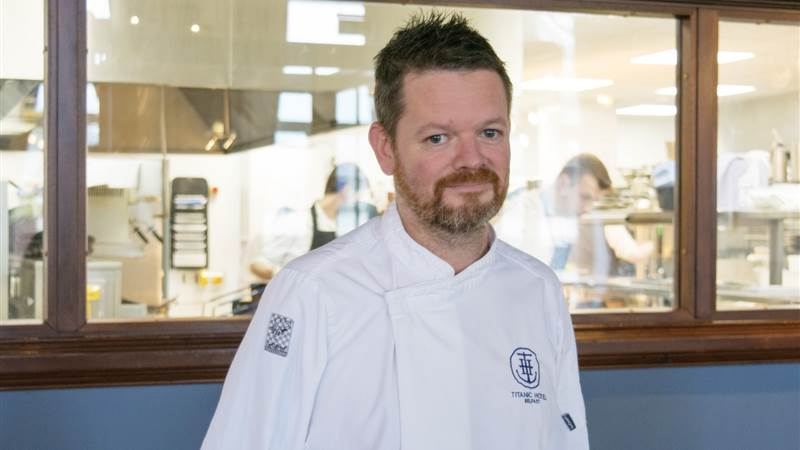 Interview with Nigel Mannion, Executive Head Chef at The Wolff Grill