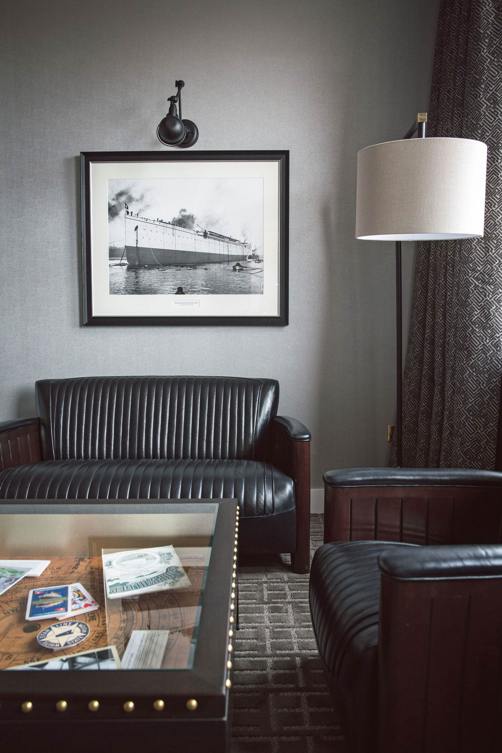 Superior Suite Sitting Room
