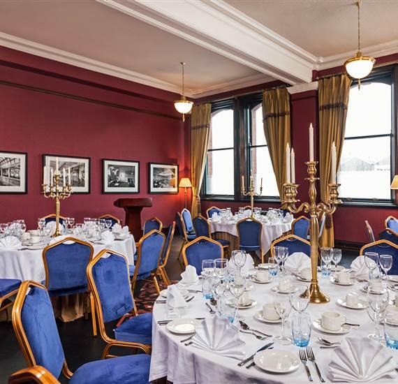 Meeting Boardroom Titanic Hotel Belfast