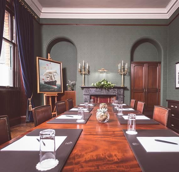 Historic Belfast Meeting Rooms