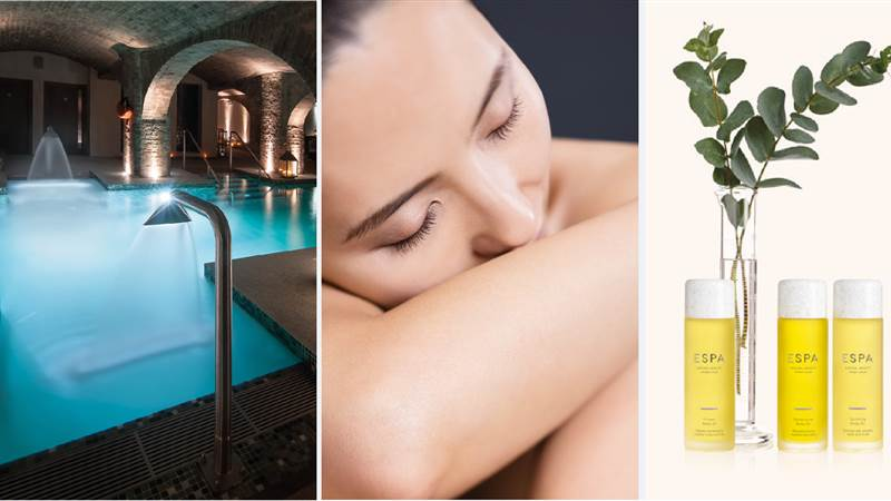 Maya Blue Wellness Collaborates with Leading Spa Brand, ESPA Launching at Titanic Hotel Liverpool, 1st April 2019