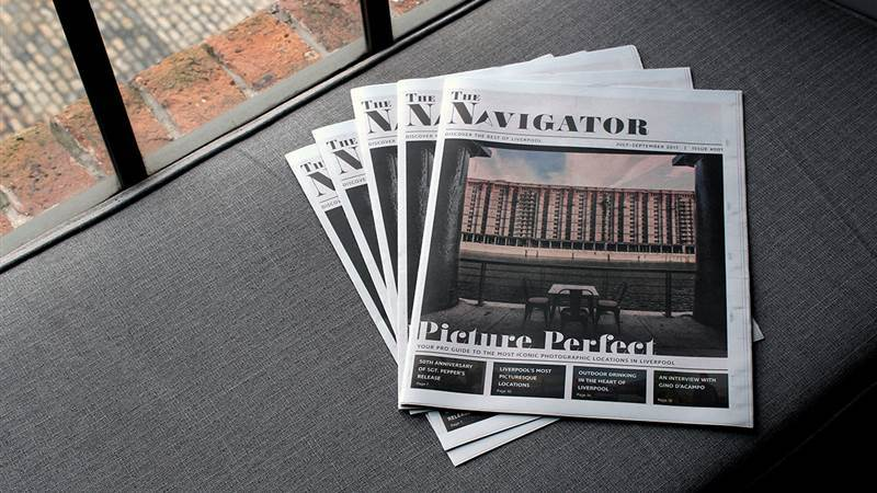 The fifth issue of The Navigator is out!