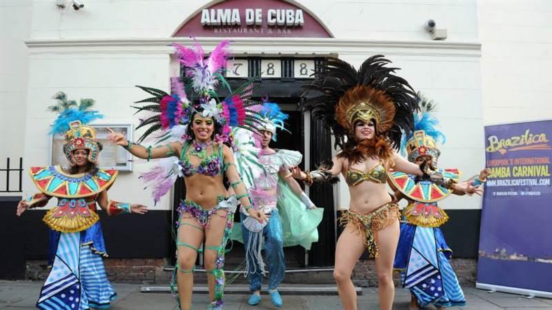Brazilica Festival 2015 é tempo de dançar, é tempo de Carnaval!