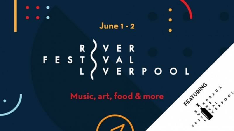 River Festival Liverpool returns on 1st and 2nd June 2019