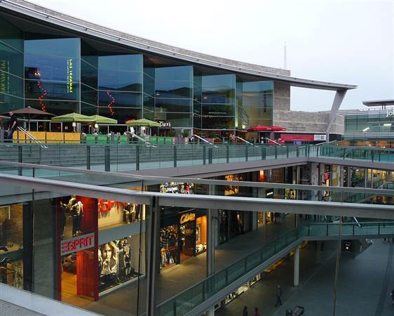 1200px Leisure Terrace, Liverpool ONE