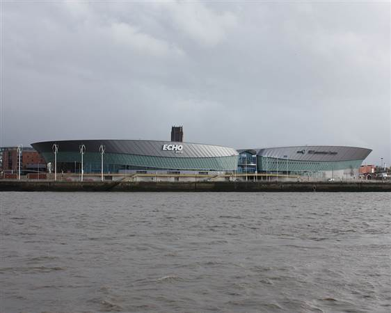 1200px Liverpool Echo Arena from the Mer