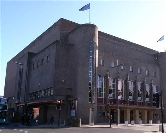 Philharmonic Hall Liverpool