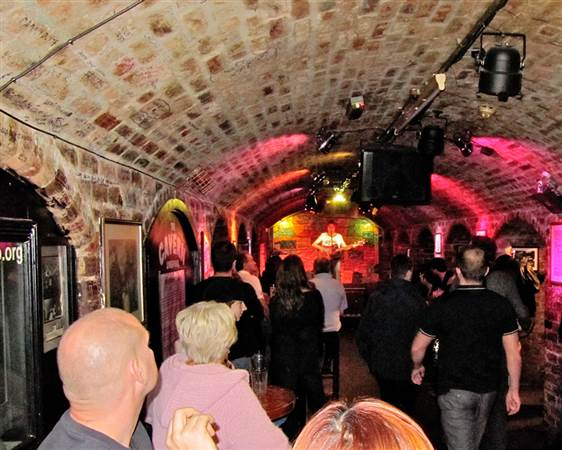 The Cavern of the Cavern Club (clip), 20