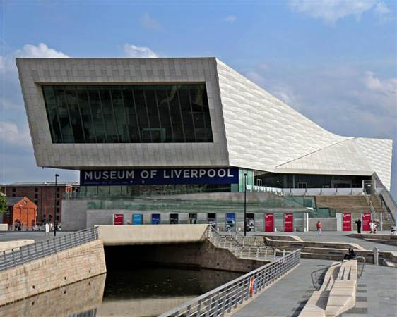 The Museum of Liverpool, Pier Head, Live