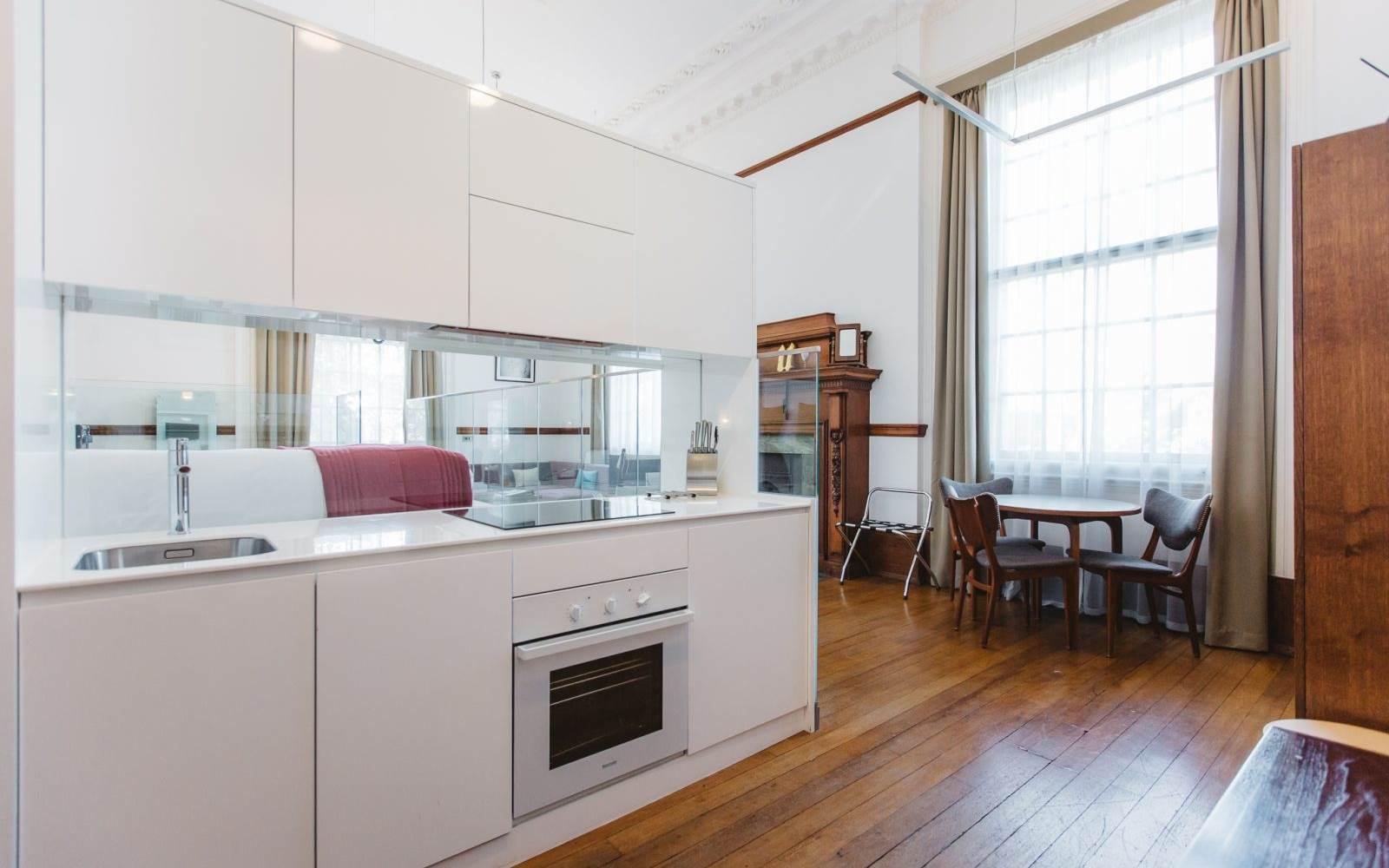 signature suites kitchen