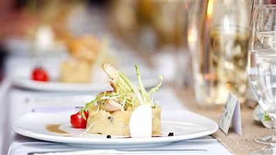 wedding dining