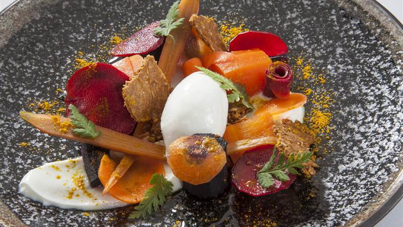 Carrots Starter