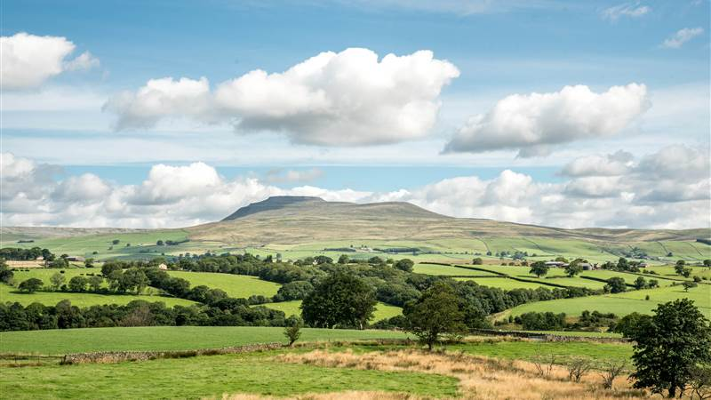 The Three Peaks, Yorkshire Dales