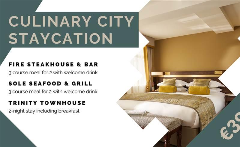 Culinary City Staycation