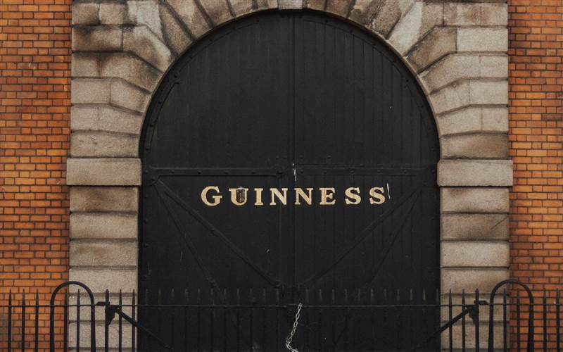 Guinness Storehouse Staycation