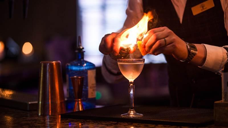 The Twelve's Exclusive Cocktail Club