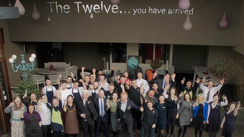 Another Major National Accolade for The Twelve Hotel