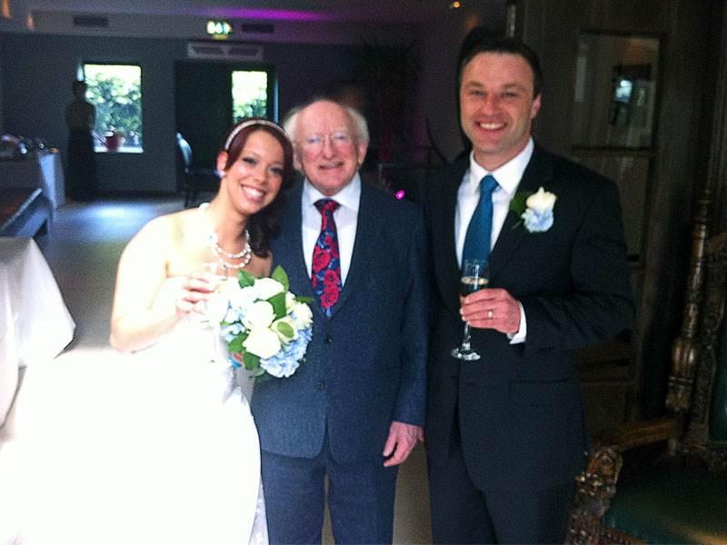Wedding Twelve Hotel President