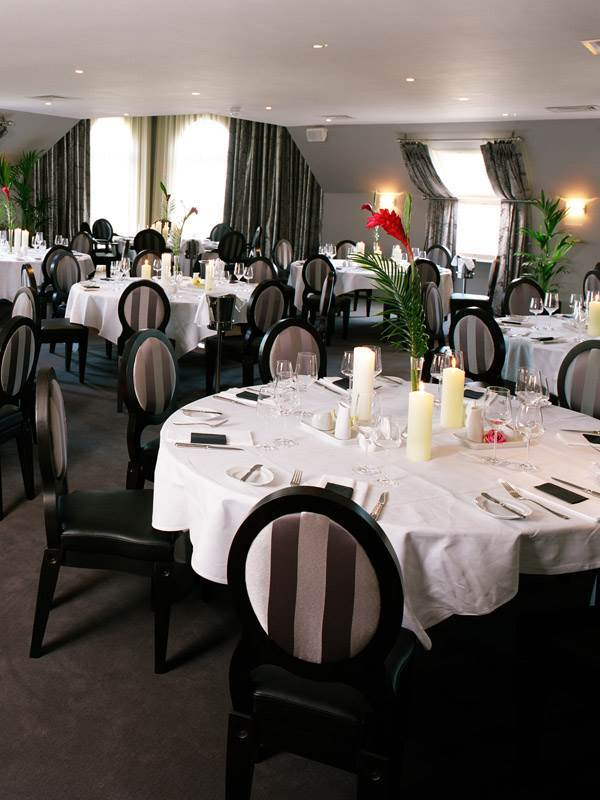 Weddings at The Twelve - dining