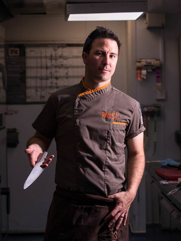Chef Martin O Donnell