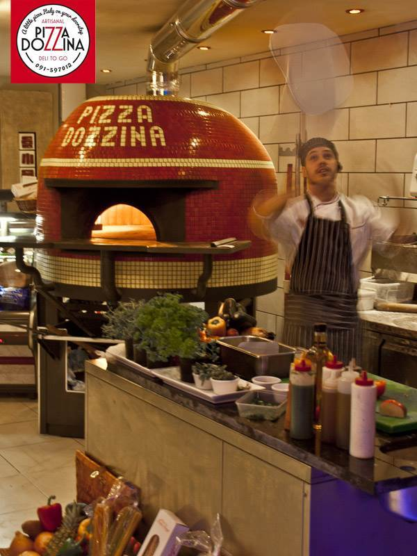 Pizza Dozzina at The Twelve