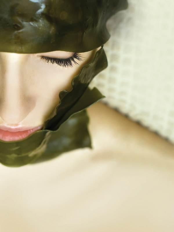 Seaweed Baths Galway, Ireland. Voya at The Twelve