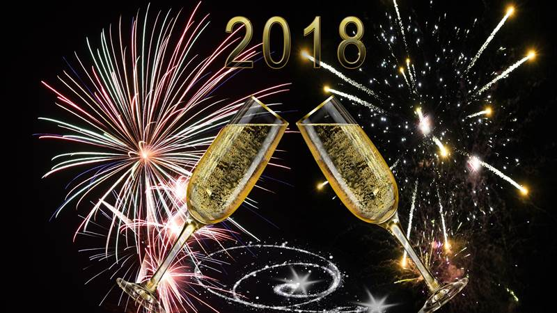 New Year's Eve 1 Night Getaway - 5 Course Dinner Package