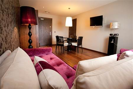 Marvelous Family Suites at The Twelve are designed with families and friends in mind.