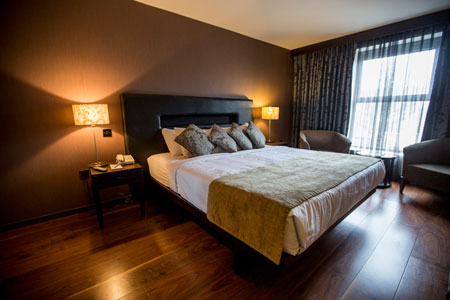 Corporate Guestrooms in Galway at The Twelve