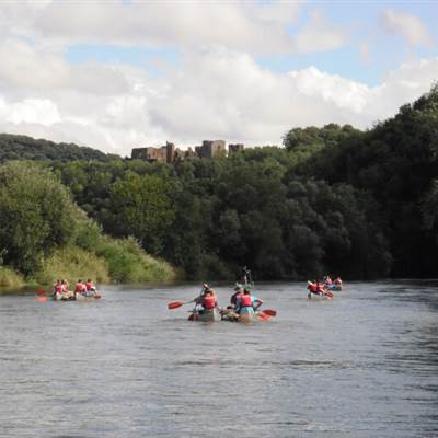 Canoe hire monmouth chepstow