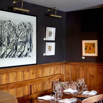 The Walnut Tree Inn Wine List
