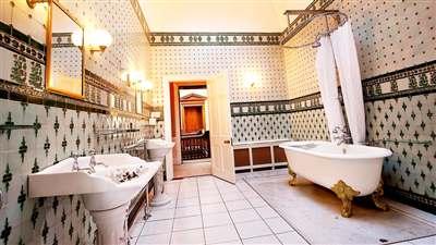 Presidential Bathroom