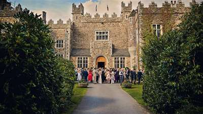 Castle Wedding