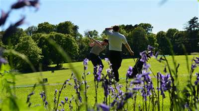 Golf at Waterford Castle