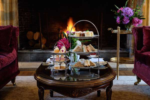 Castle Escape with Afternoon Tea