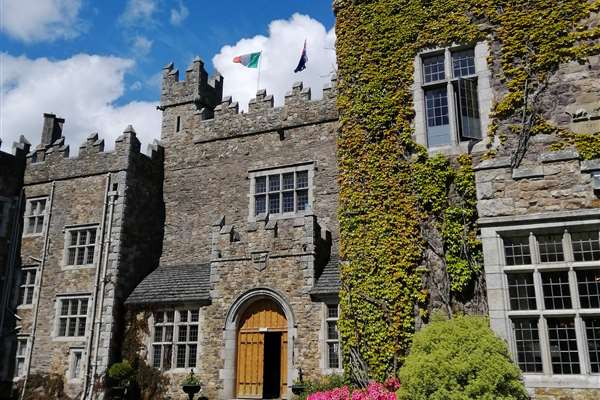 St Patricks Day Irish Castle Stay