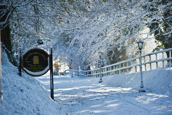 Midweek Winter Warmer