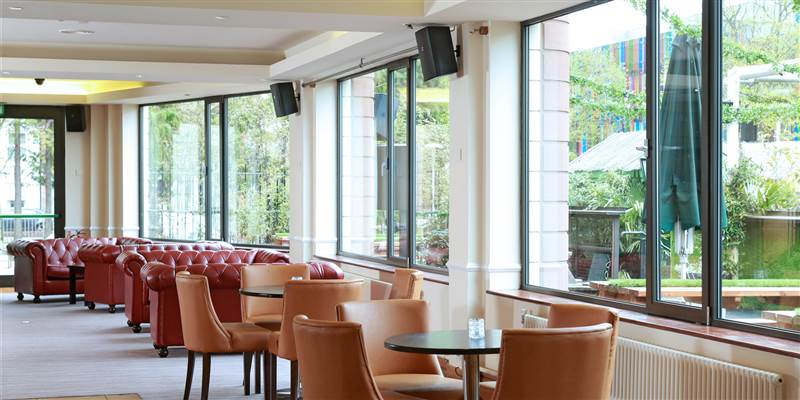 Wellington Park Hotel Lobby