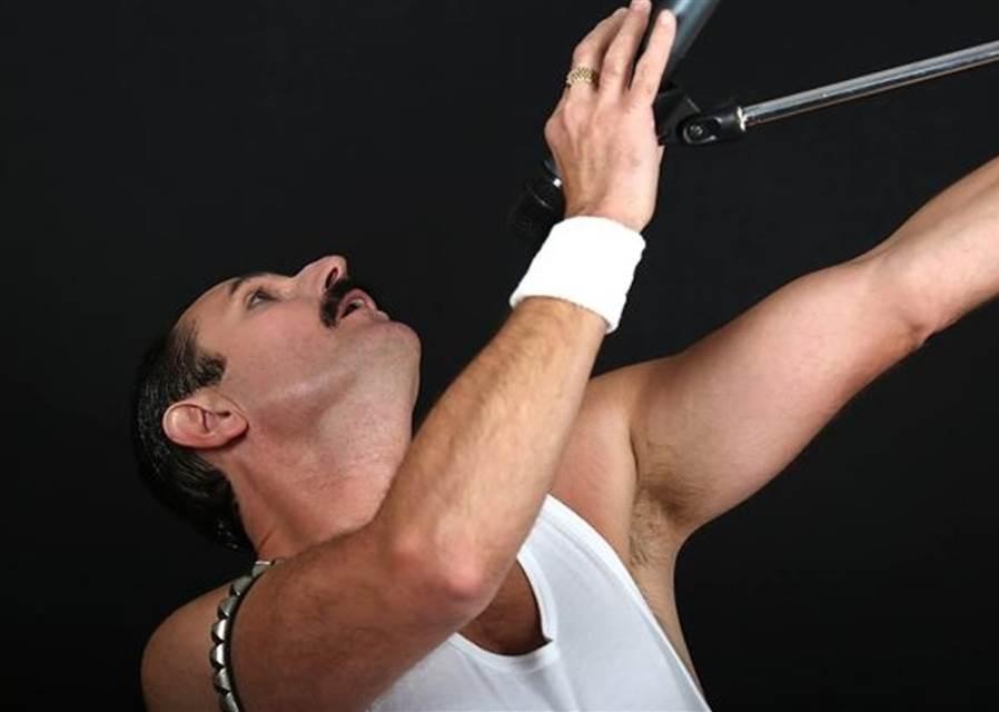 Freddie Mercury Online listing