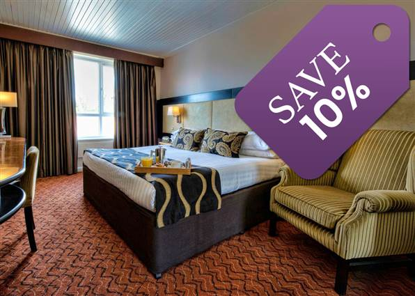 10% Advance Purchase Room Only Rate