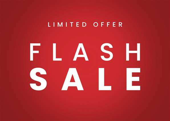 Flash Sale - Room Only
