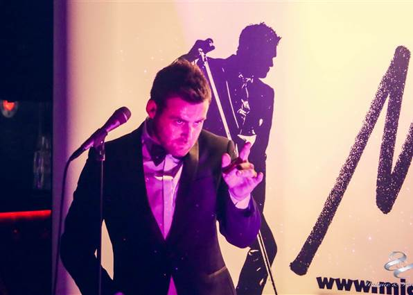Michael Bublé Tribute - Thursday 19th December