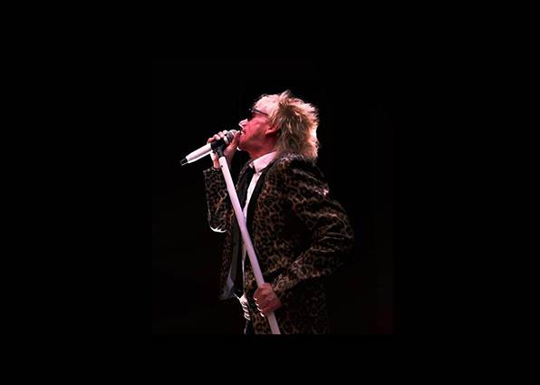 Rod Stewart Tribute Show - Sat 1st February