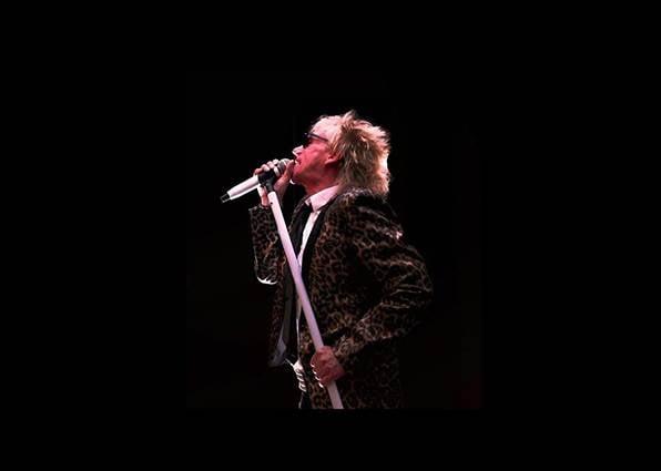 Rod Stewart Tribute Show - Sat 1st February