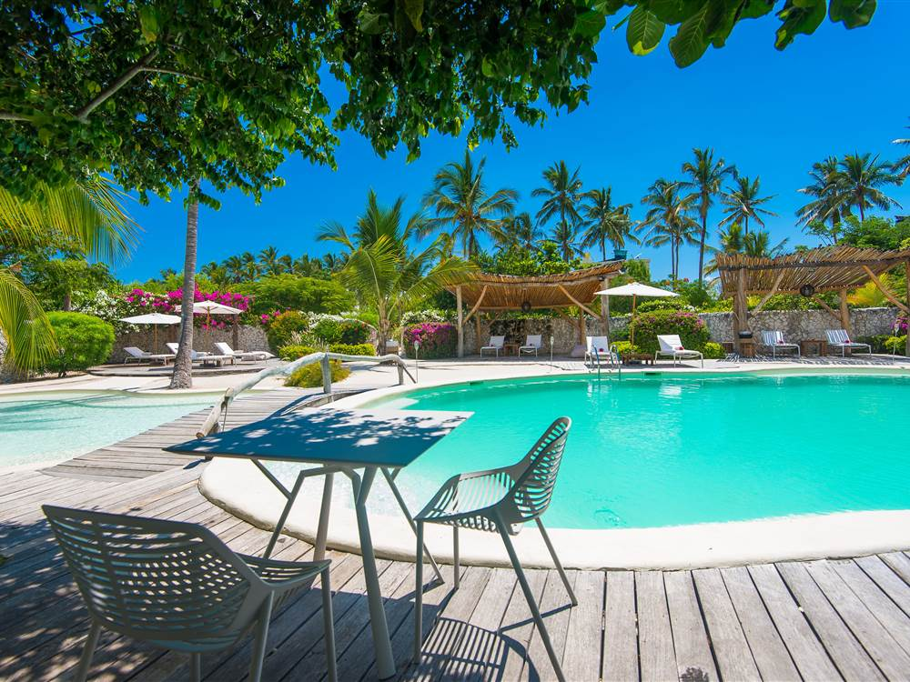White Sand Villas Pool