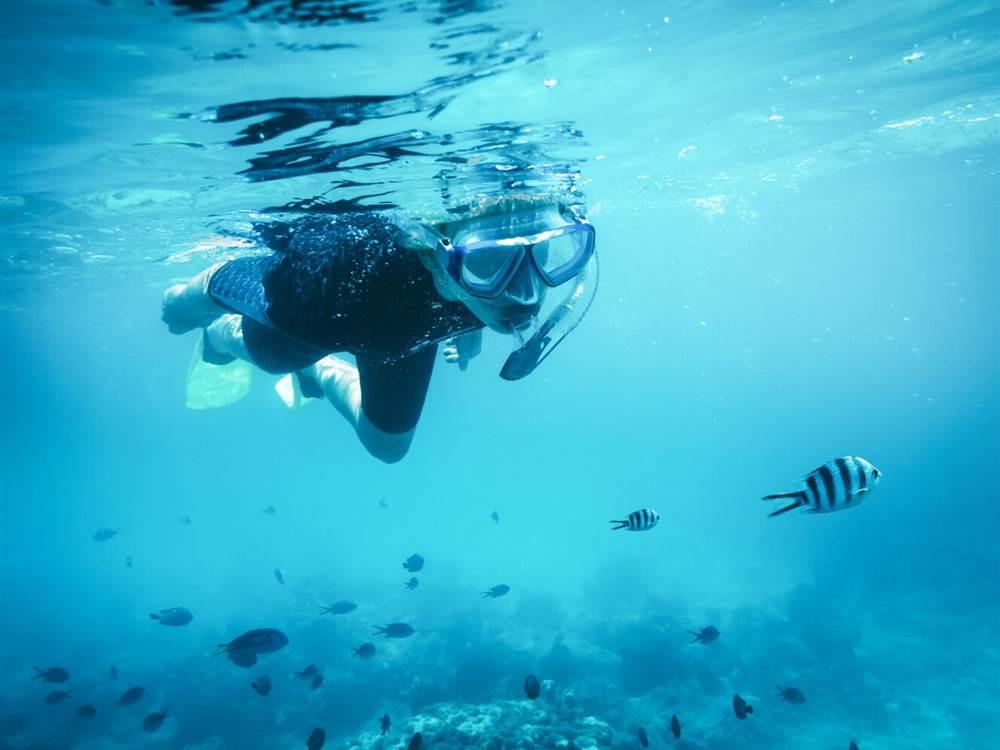 White Sand Villas Snorkeling